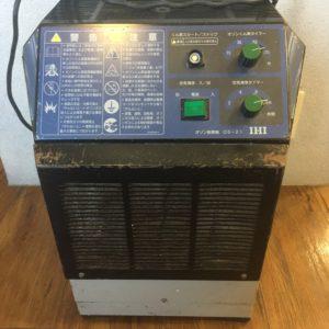 オゾン発生機
